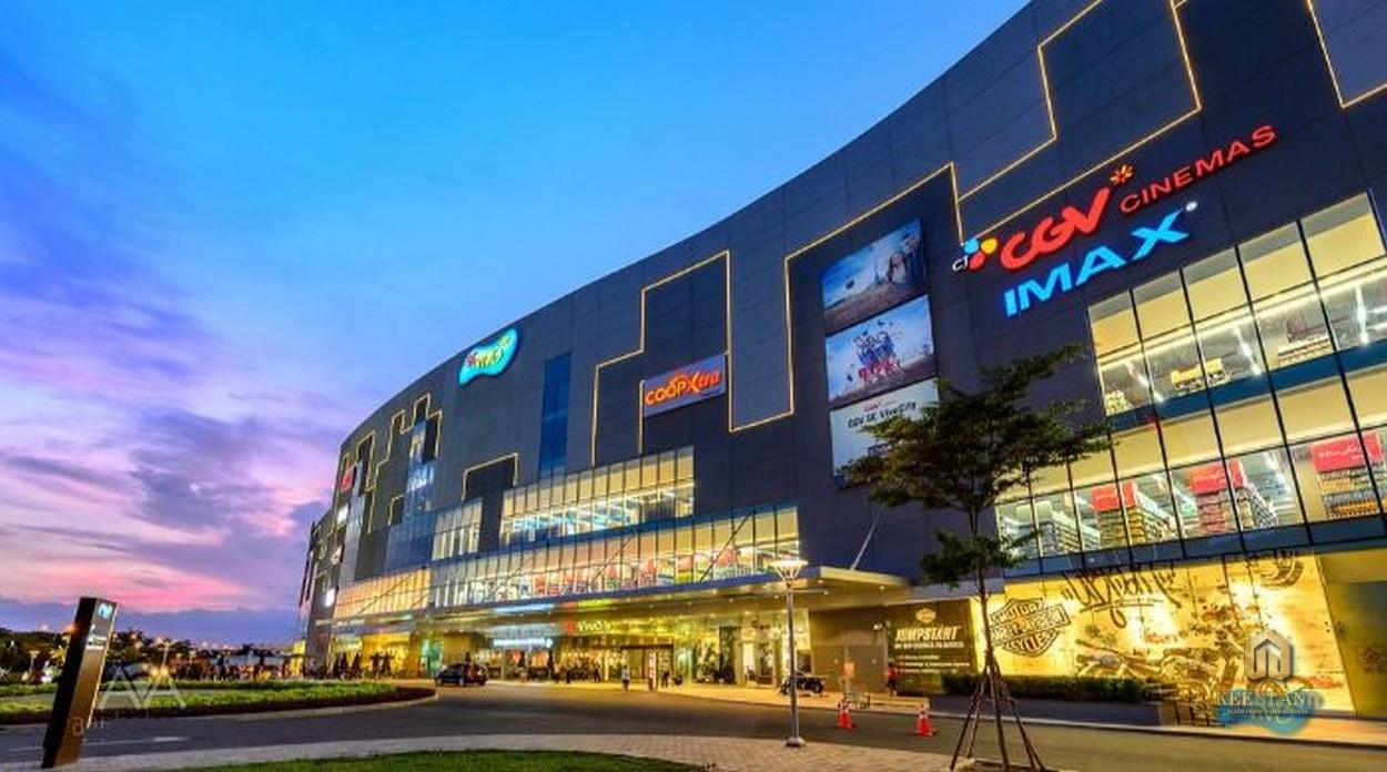 Trung tâm thương mại SC Vivo City Quận 7