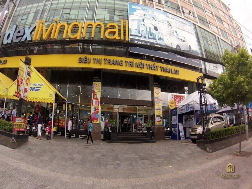 Siêu thị Thái Lan tại chung cư H2 Hoàng Diệu