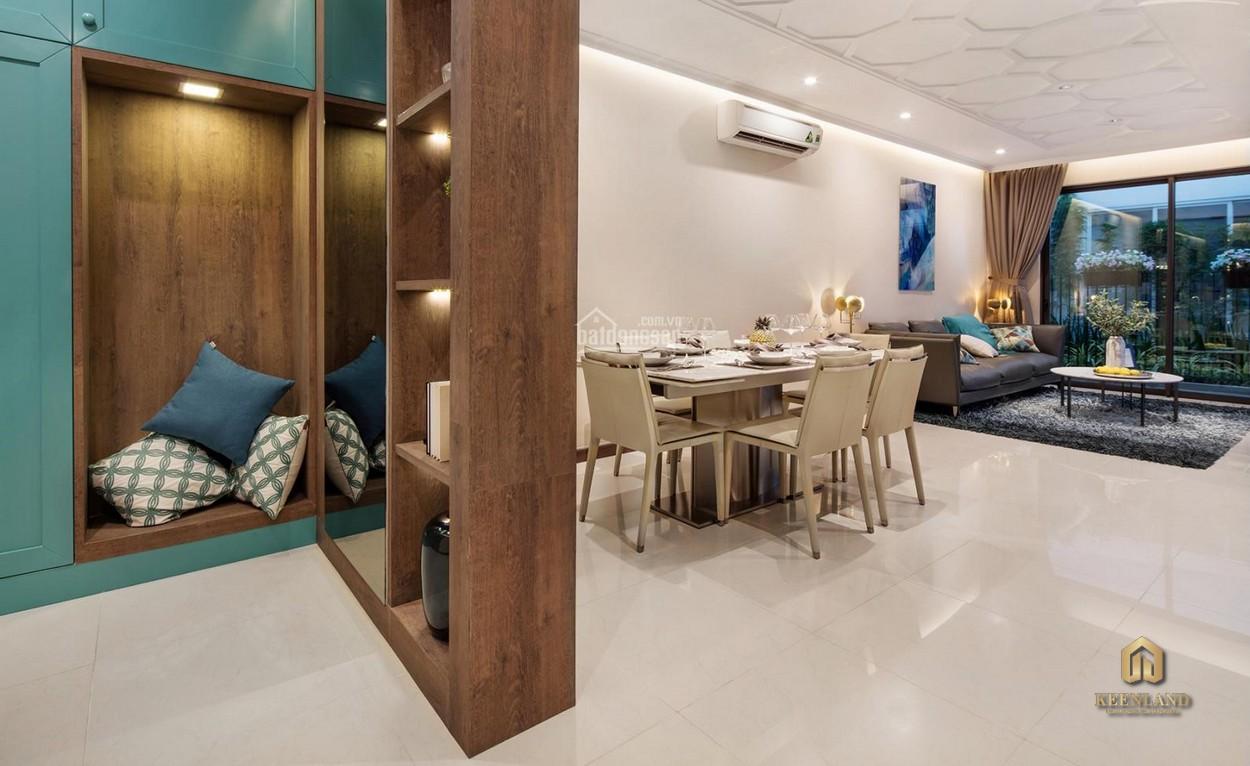 Thiết kế căn hộ thực tế 518 Võ Văn Kiệt