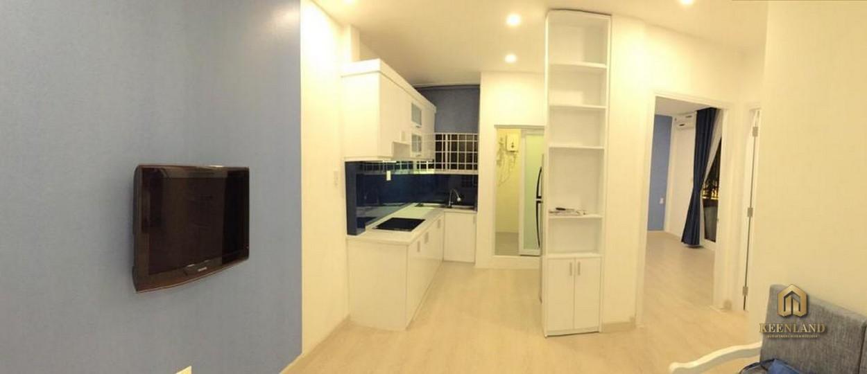 Thiết kế căn hộ chung cư 518 Võ Văn Kiệt