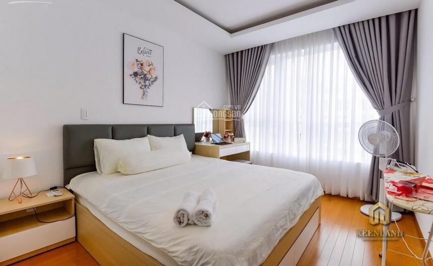 Thiết kế phòng ngủ căn hộ mẫu BMC