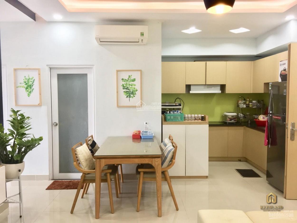 Thiết kế phòng ăn căn hộ mẫu chung cư Thế Hệ Mới