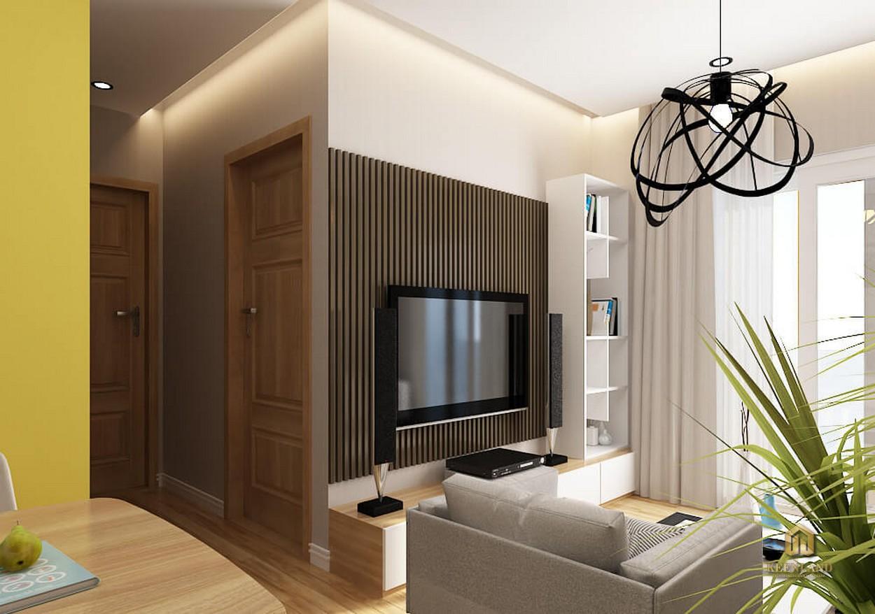 Thiết kế căn hộ mẫu City Gate 2