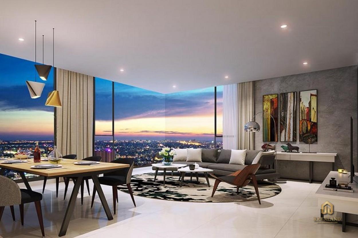 Thiết kế căn hộ Harina View