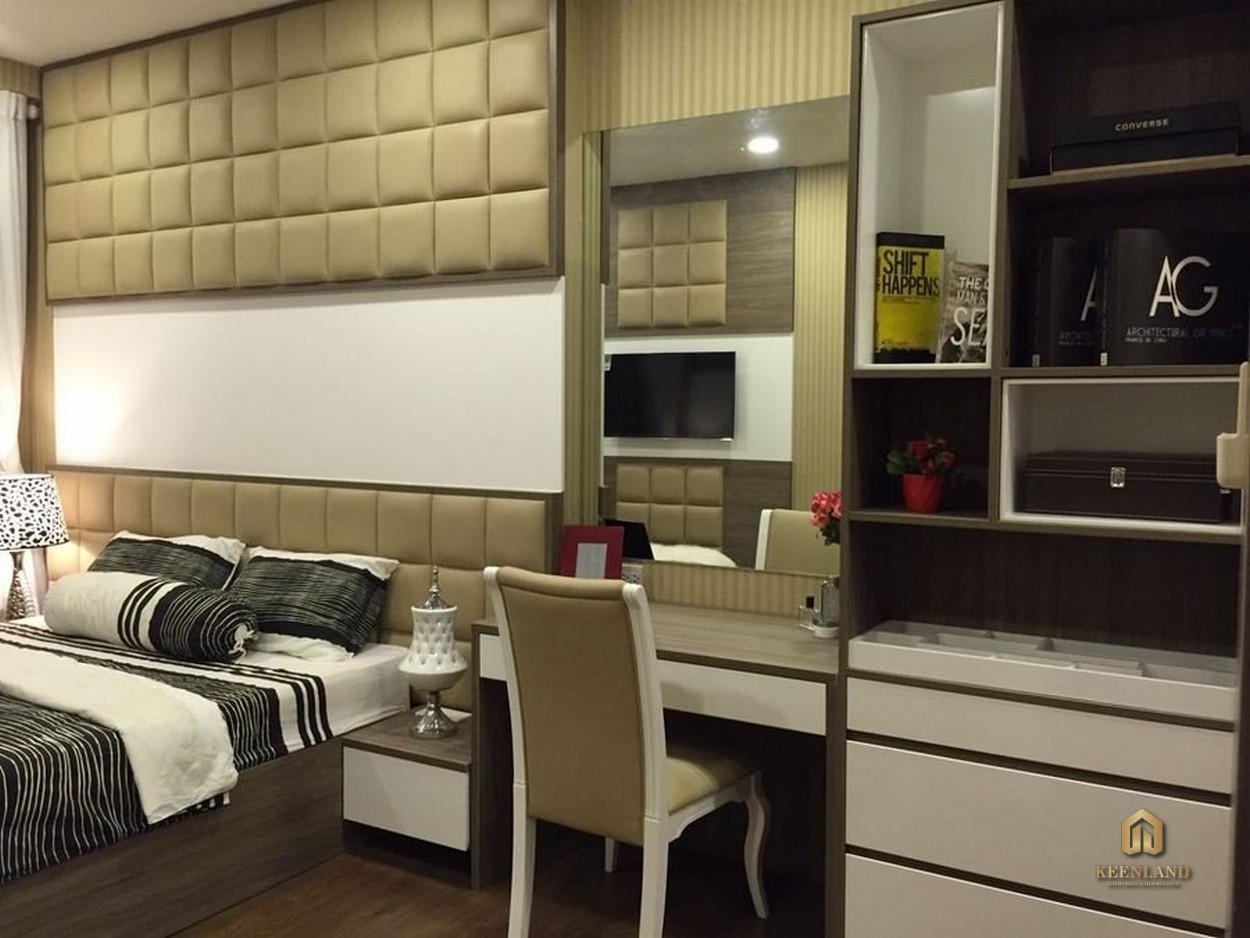 Thiết kế căn hộ mẫu Icon 56