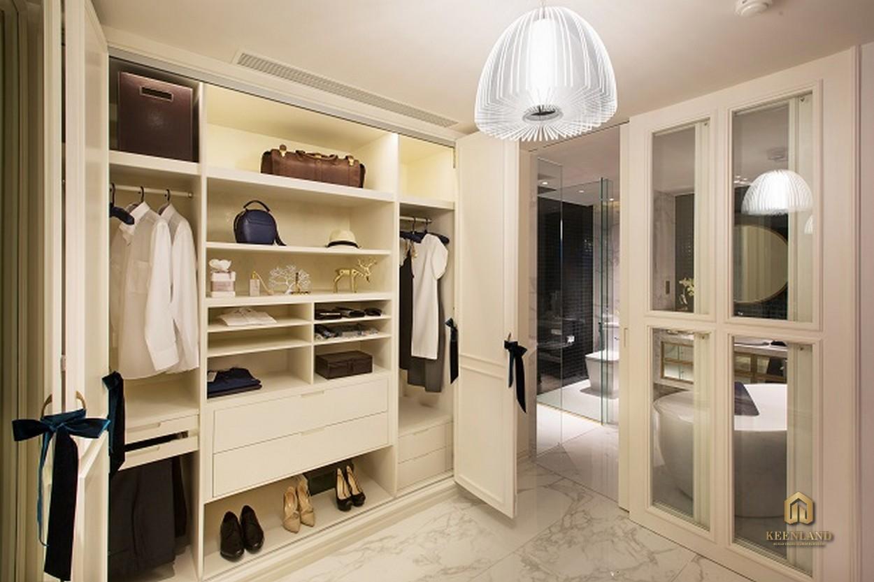 Thiết kế căn hộ điển hình dự án The Madison