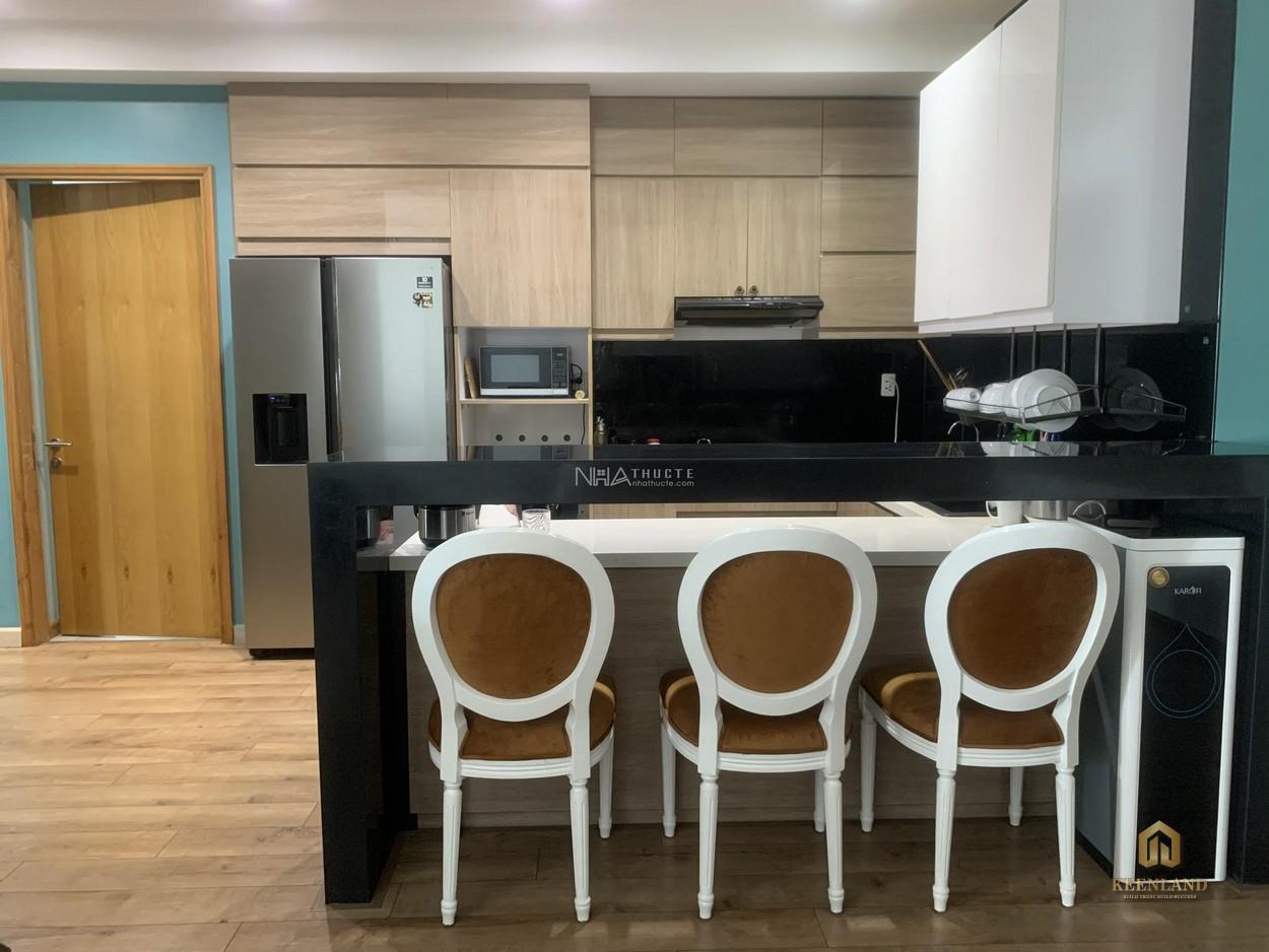 Thiết kế căn hộ mẫu Mỹ Phú Quận 7