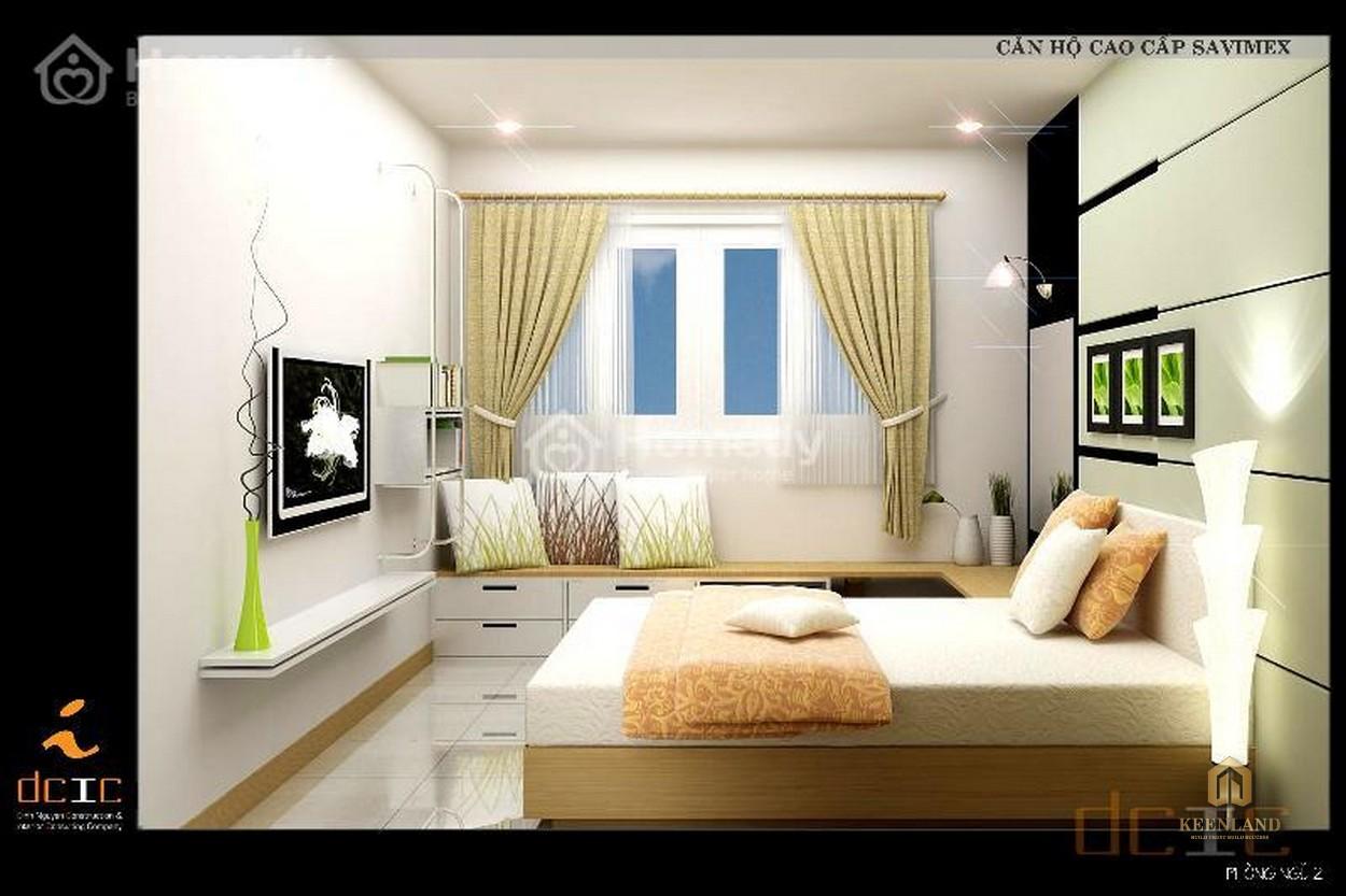 Thiết kế căn hộ mẫu cao ốc Nguyễn Phúc Nguyên