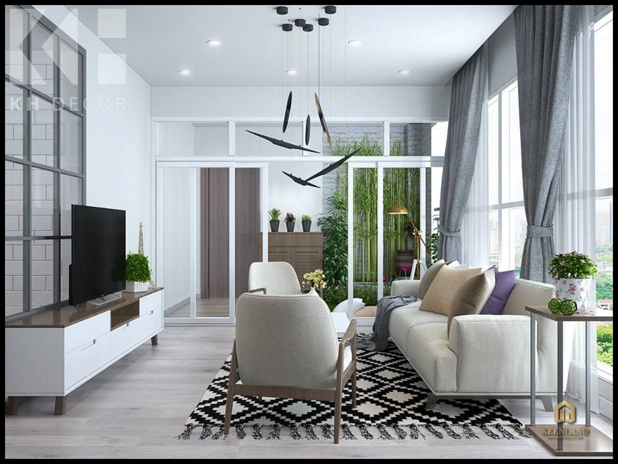 Thiết kế căn hộ mẫu Star Hill Quận 7