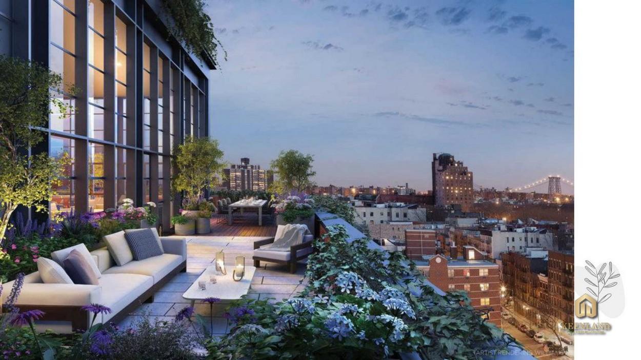 Thiết kế căn hộ mẫu Tam Đức Plaza