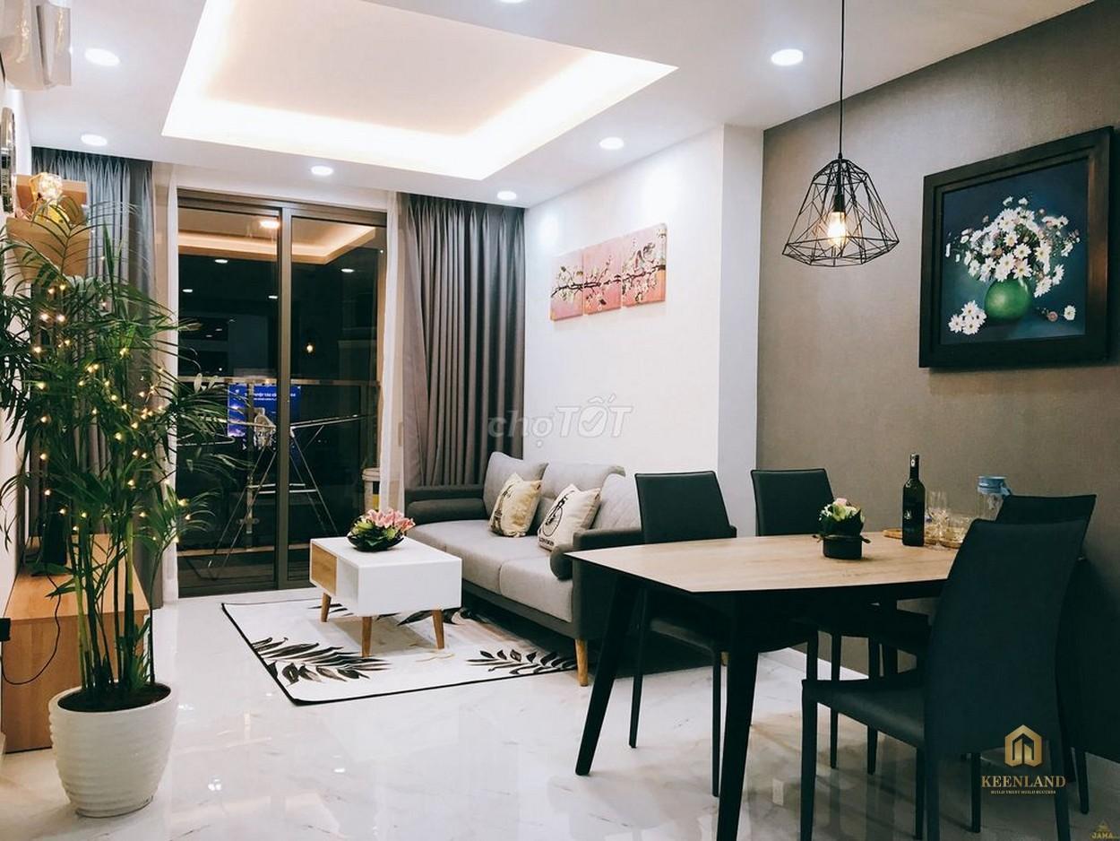 Thiết kế căn hộ mẫu chung cư Thuận ViệtThiết kế căn hộ mẫu chung cư Thuận Việt