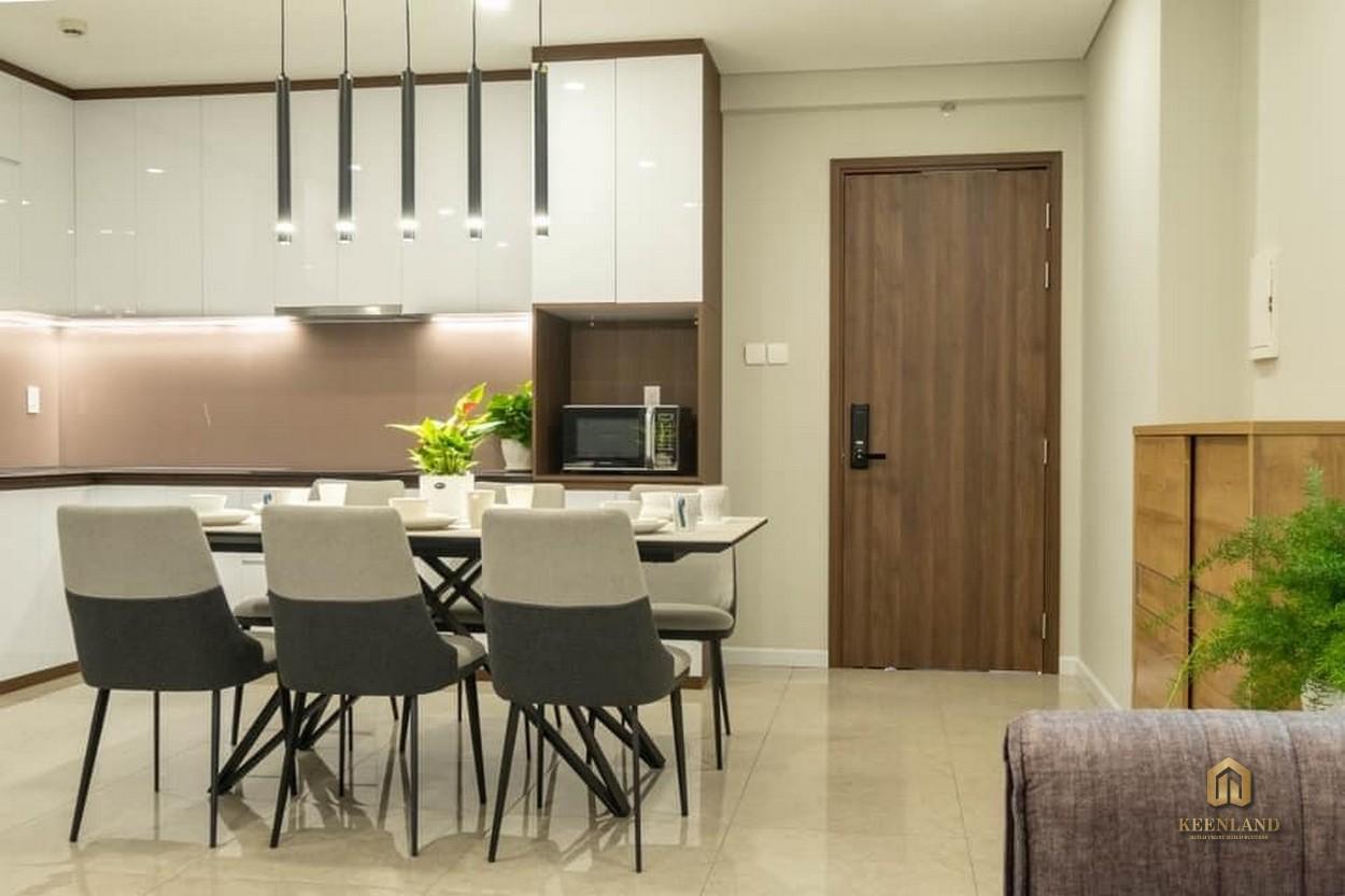 Thiết kế căn hộ mẫu dự án chung cư Vĩnh Hội