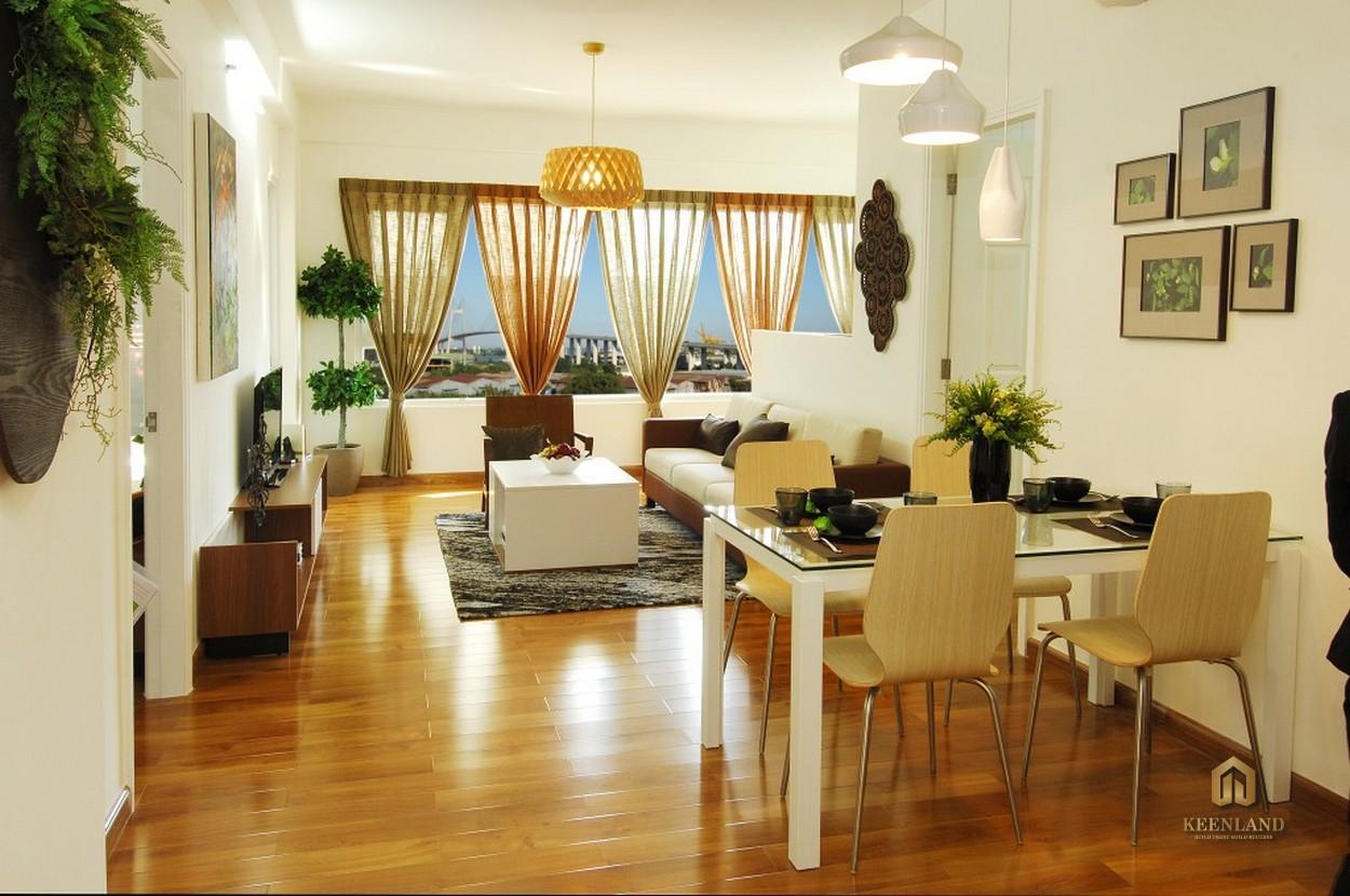 Thiết kế căn hộ mẫu EHome 5