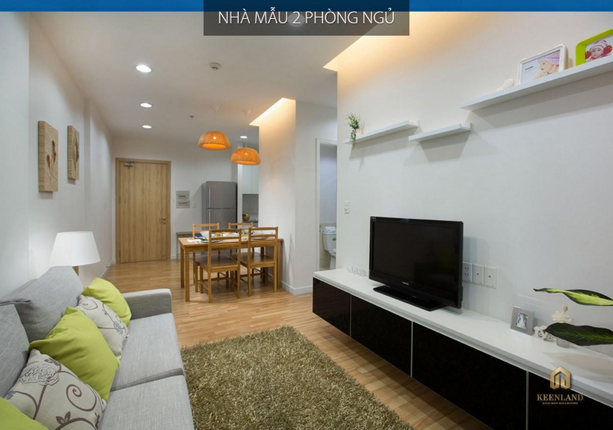 Thiết kế căn hộ mẫu The Avila