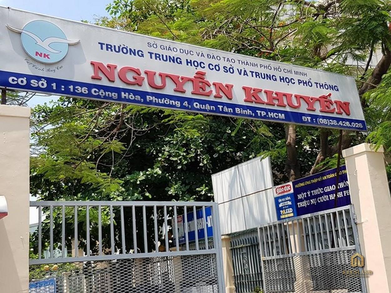 THPT Nguyễn Khuyến dân lập