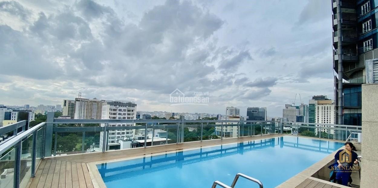 Hồ bơi tầng thượng - Tiện ích nội khu Avalon Saigon