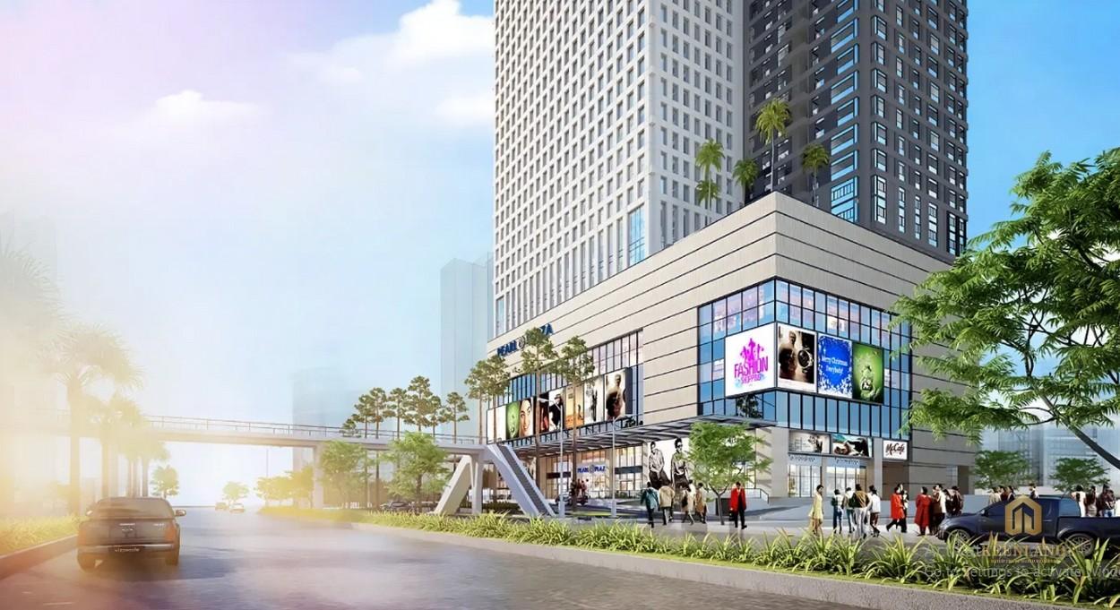 Phòng gym - Tiện ích nội khu dự án Avalon Saigon