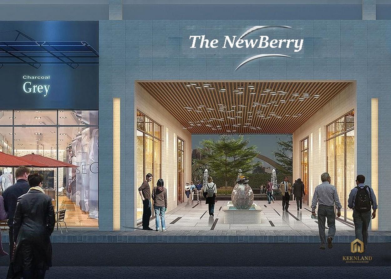 Tiện ích nội khu dự án Newberry Residence