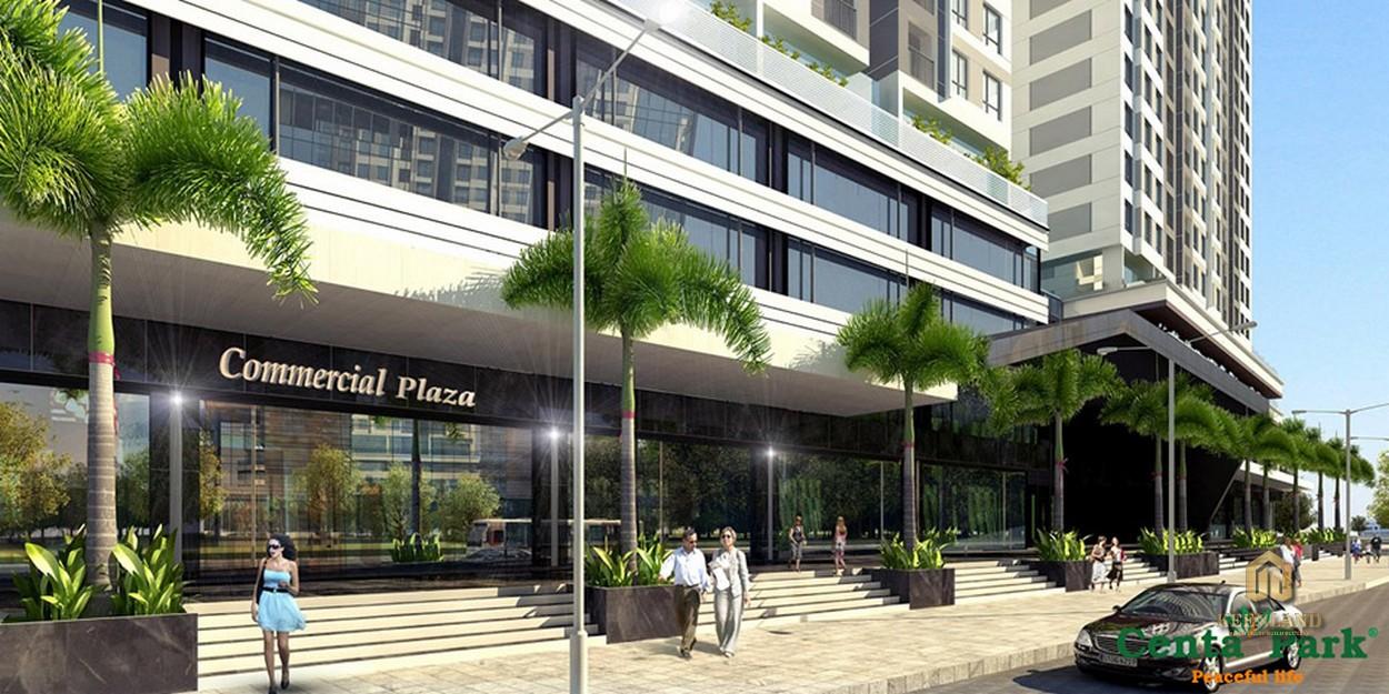 Tiện ích ngoại khu dự án Palacio Garden