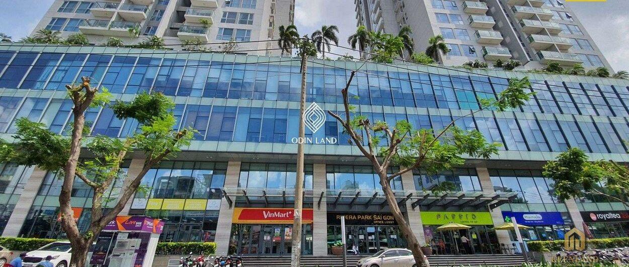 Tiện ích nội khu dự án Rivera Park Sài Gòn