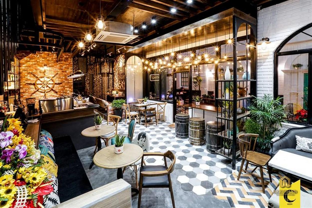 Quán cafe - Tiện ích nội khu dự án The Nexus