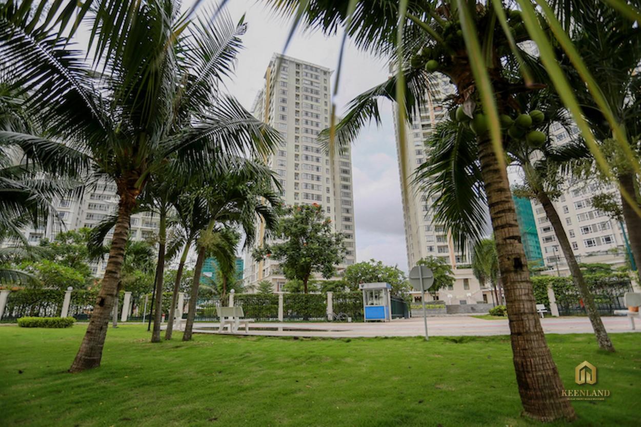 Riverside Residence Quận 7 tọa lạc tại Khu Nam Viên Phú Mỹ Hưng