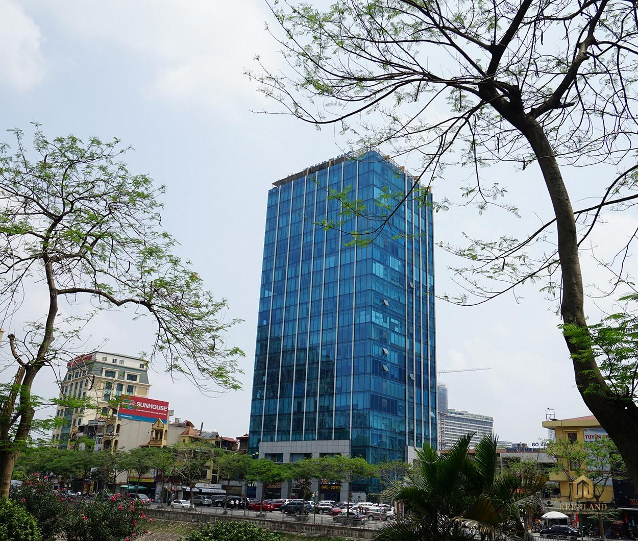 Tổng thể toà nhà 169 Nguyễn Ngọc Vũ