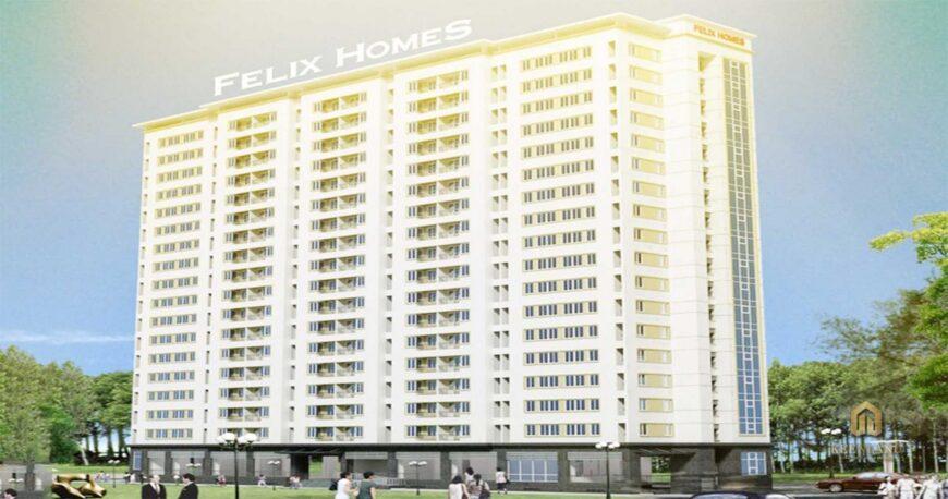 Tổng thể dự án Felix Homes