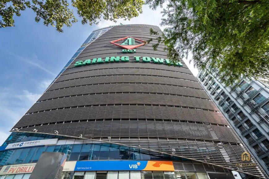 Tổng thể dự án Sailing Tower