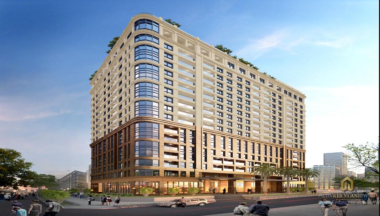 Tổng thể dự án căn hộ Madison