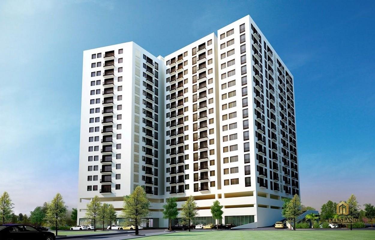 Tổng thể dự án Ngọc Lan Apartment Quận 7