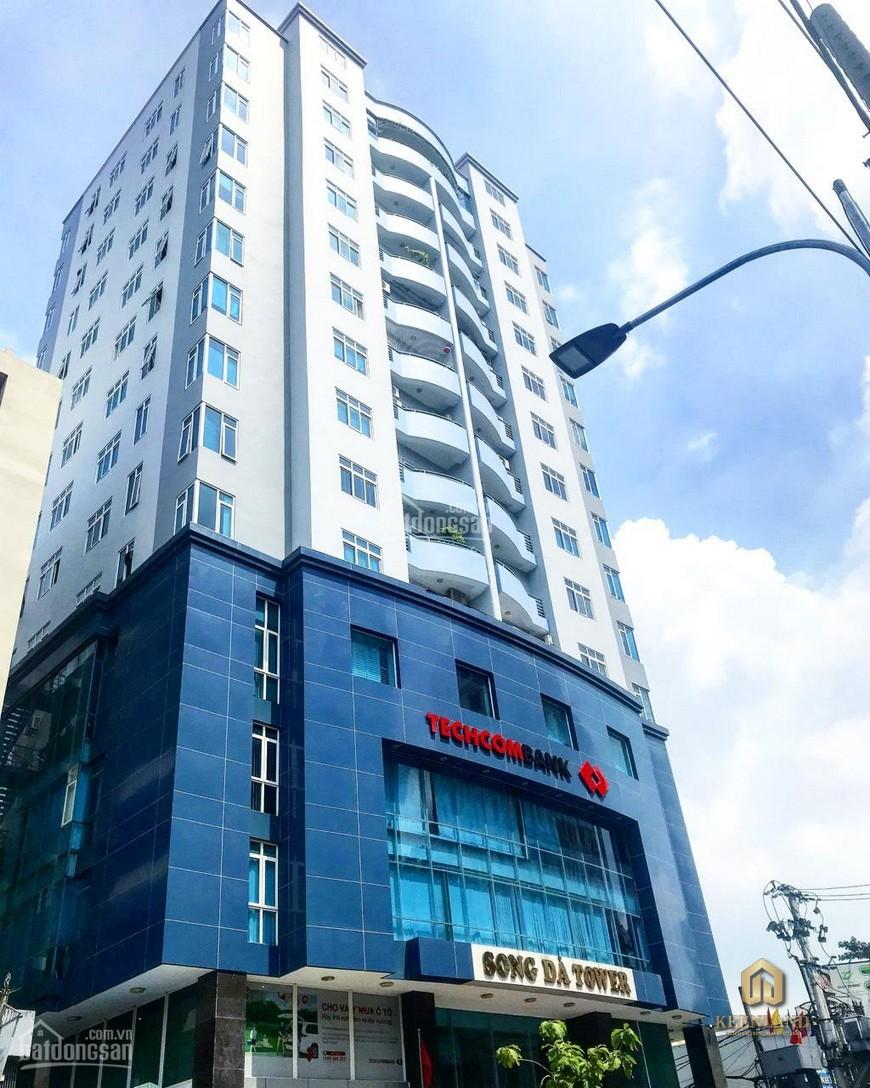 Tổng thể dự án Sông Đà Tower Quận 3