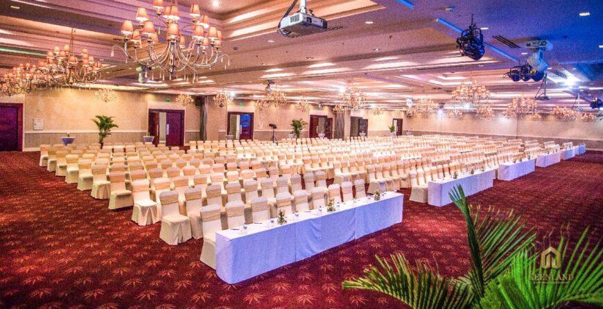 Trung tâm Hội nghị Tiệc cưới tại dự án chung cư Khánh Hội 1