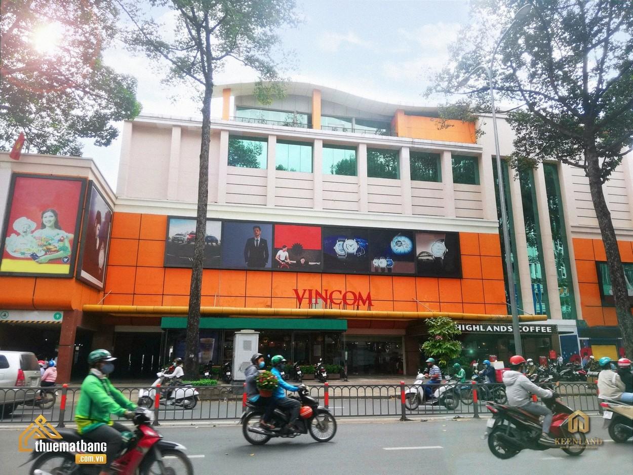 Trung tâm thương mại Vincom 3 tháng 2