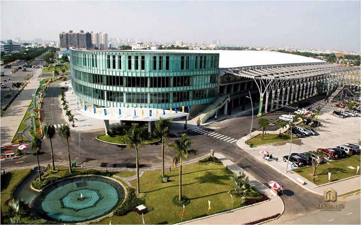 Trung tâm triễn lãm Quốc tế SECC