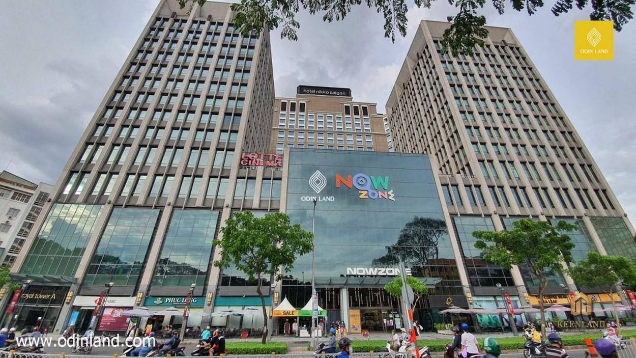 Trung tâm thương mại Nowzone