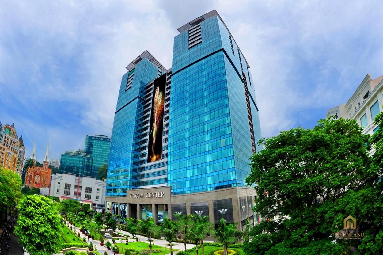 Trung tâm thương mại Vincom - Tiện ích ngoại khu dự án chung cư Copac Square Quận 4