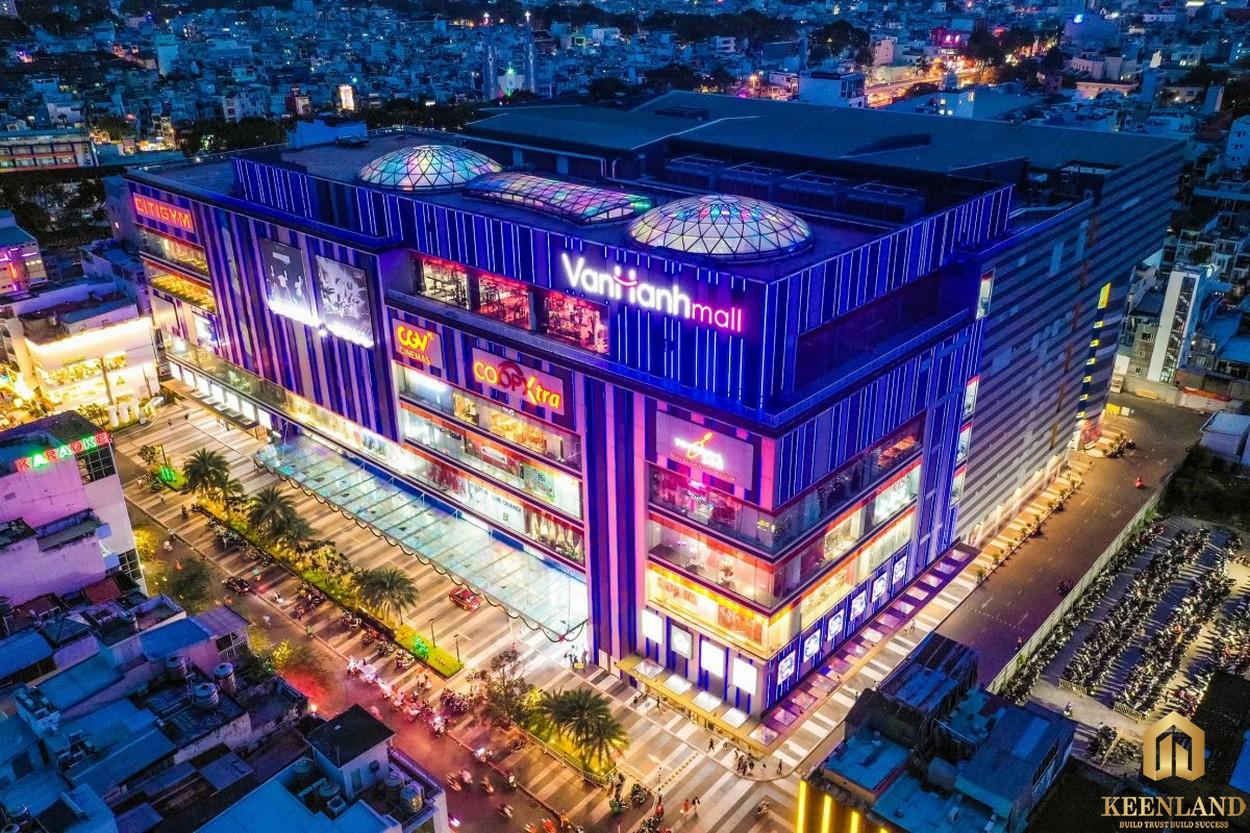 TTTM Vạn Hạnh Mall