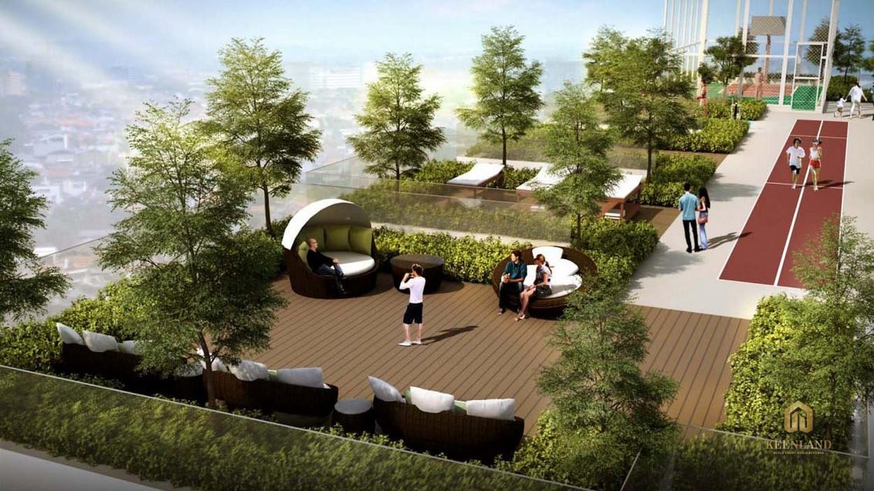Tiện ích nội khu dự án Hado Centrosa Garden