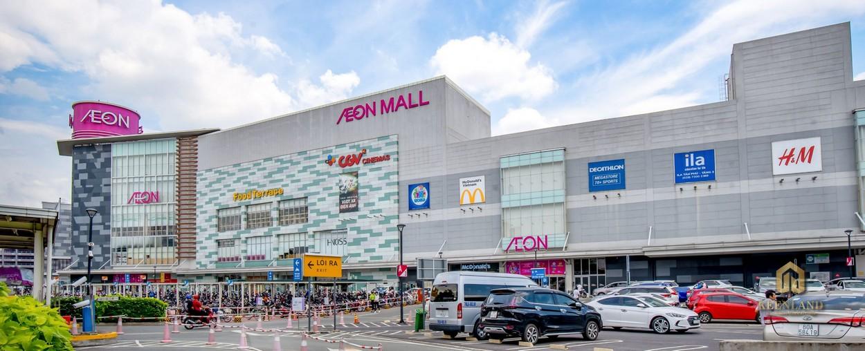 Aeon Mall Nhật Bản