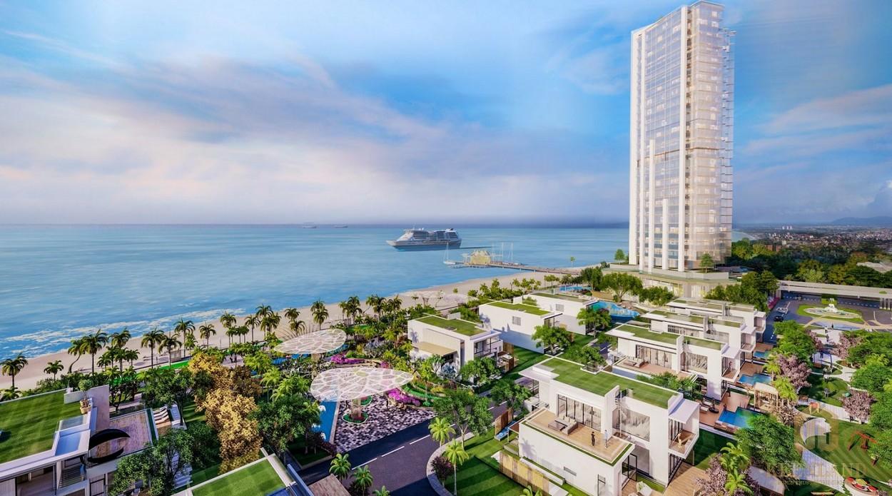 Phối cảnh Condotel Aria Vung Tau Hotels And Resort