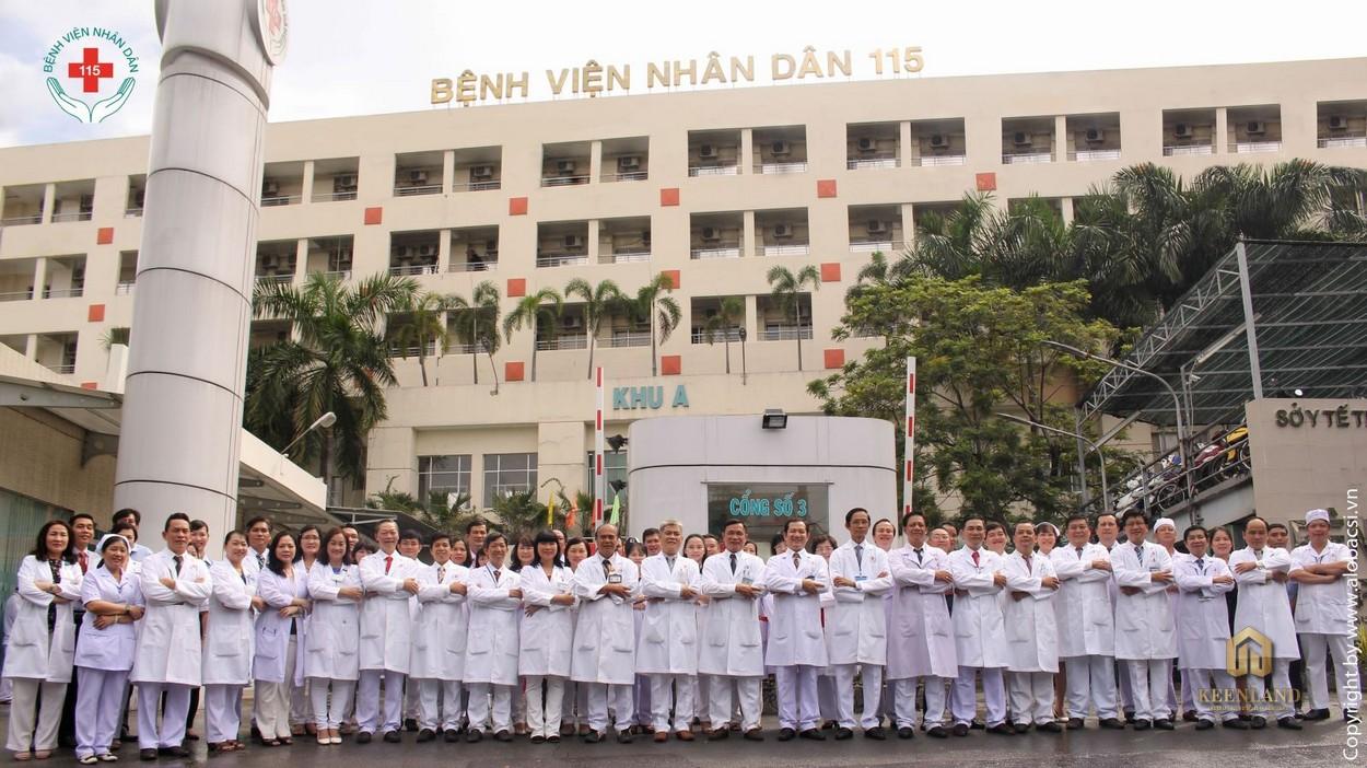 Bệnh viện 115 Quận 10