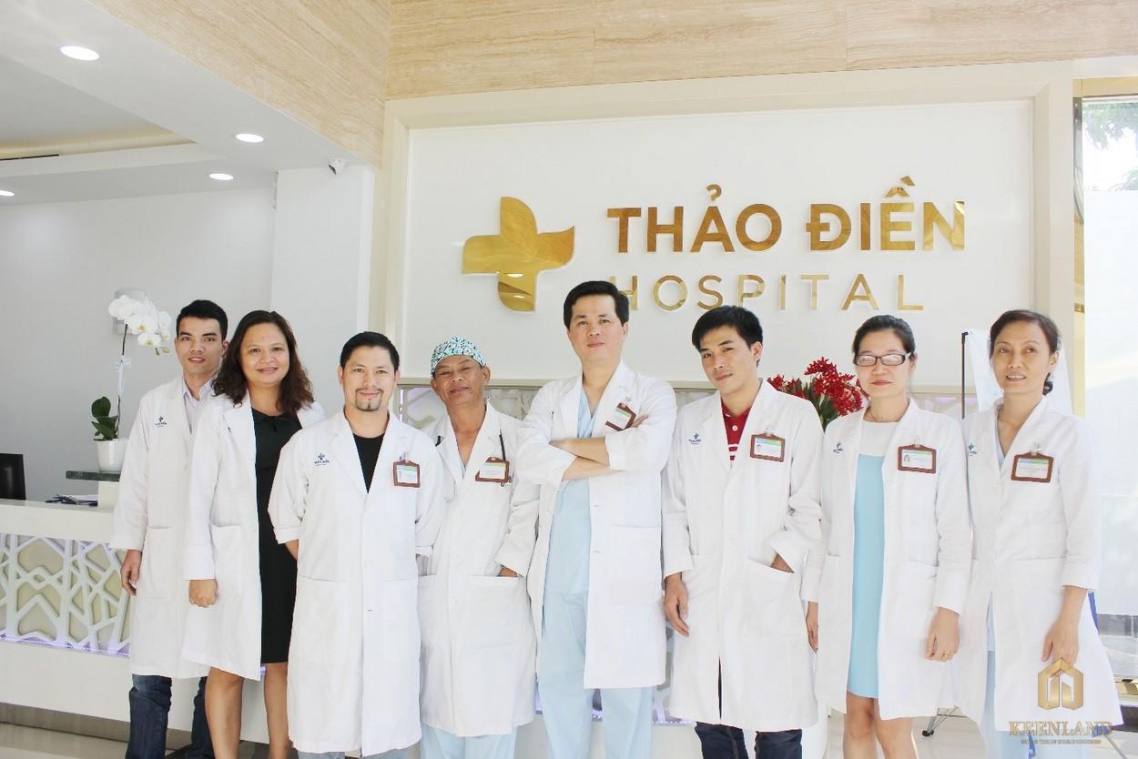 Bệnh viện thẩm mỹ quốc tế Thảo Điền