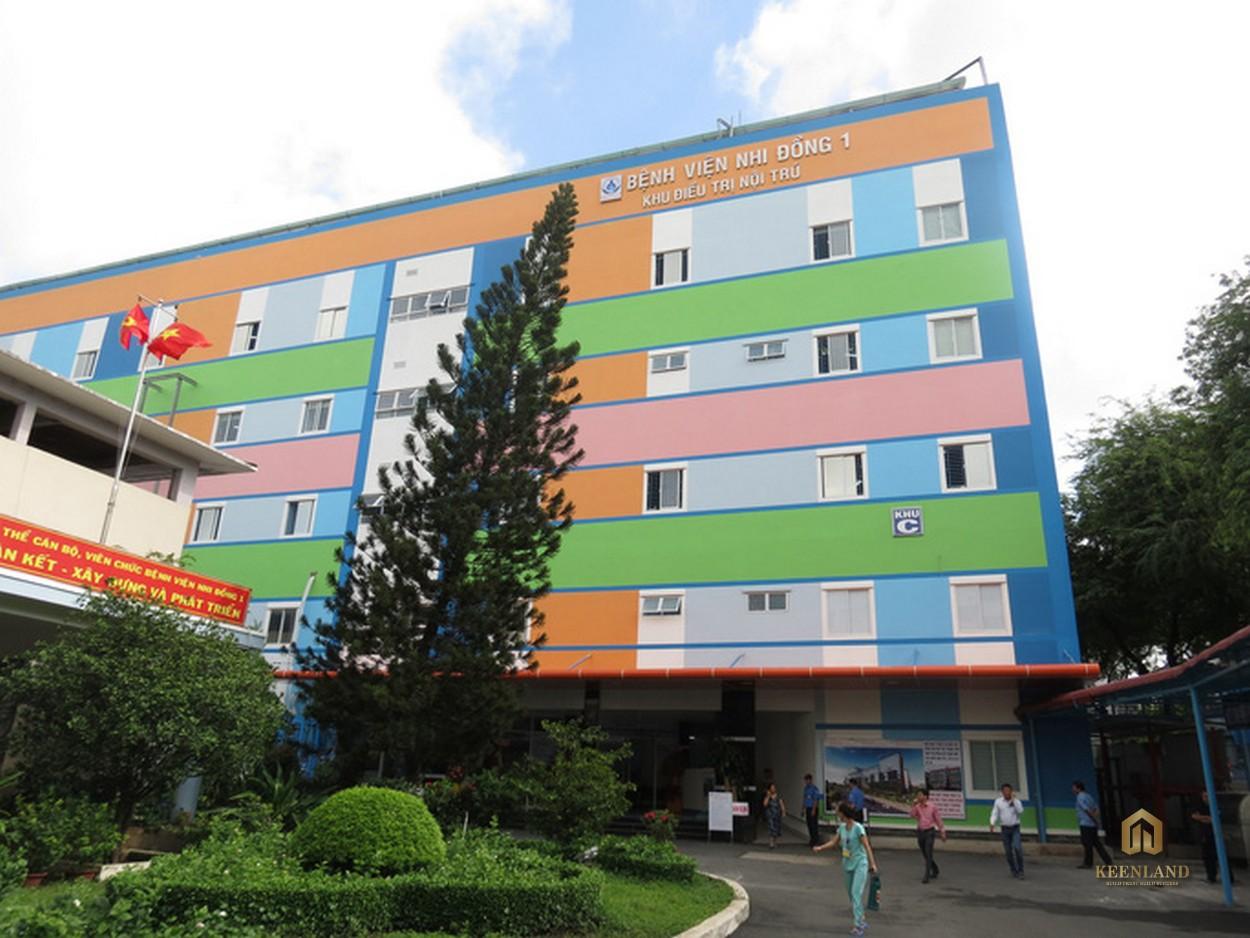 Bệnh viện Nhi Đồng Quận 1