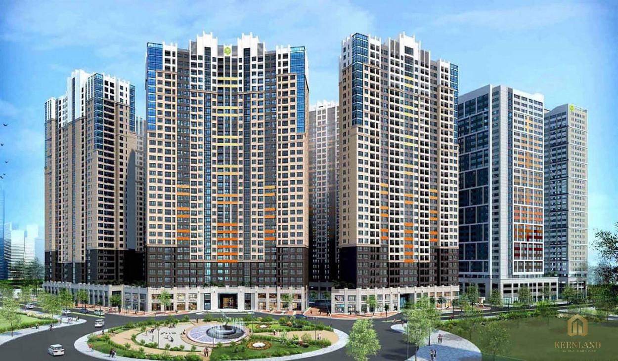 Dự án căn hộ The Palace Residence tại quận 2
