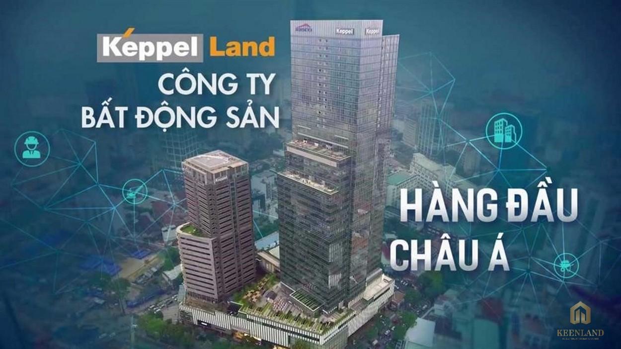 Keppel Land - Chủ đầu tư Palm Heights