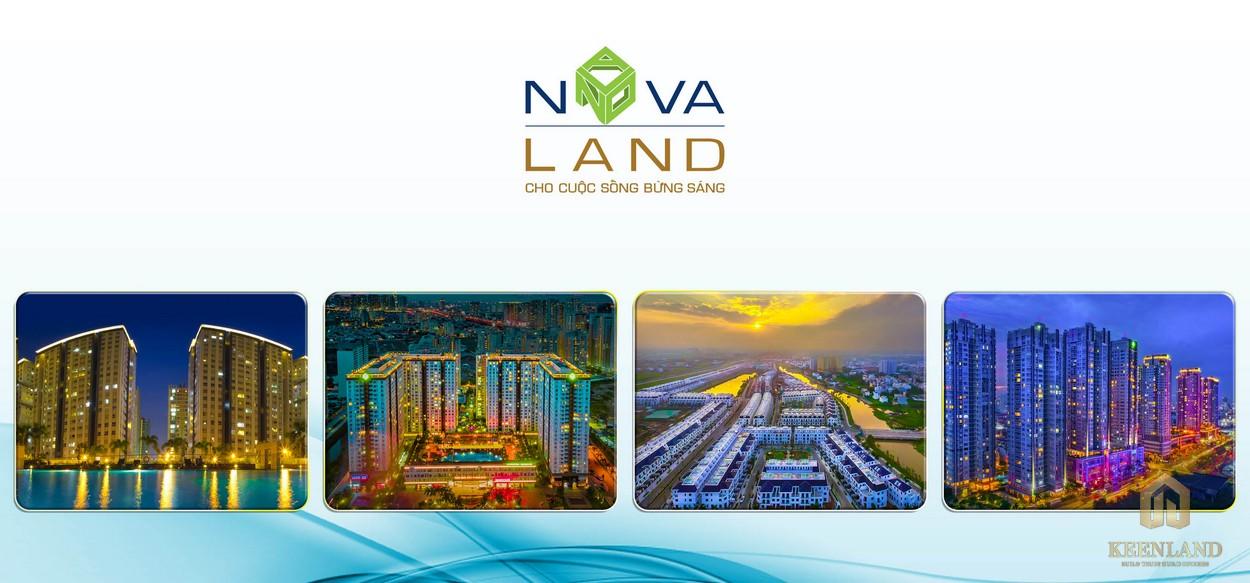 Chủ đầu tư dự án chung cư Water Baylàcông ty cổ phần đầu tư địa ốc Nova (Novaland)