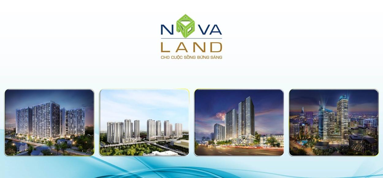 Chủ đầu tư với 27 năm phát triển - Novaland Group