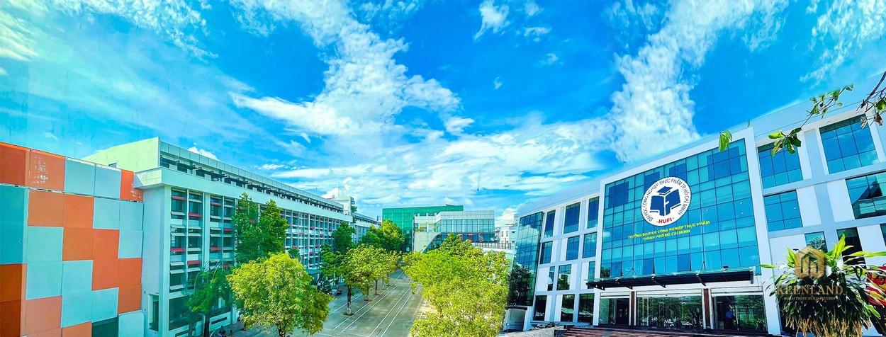 Đại học Công Nghiệp Thực Phẩm TP HCM