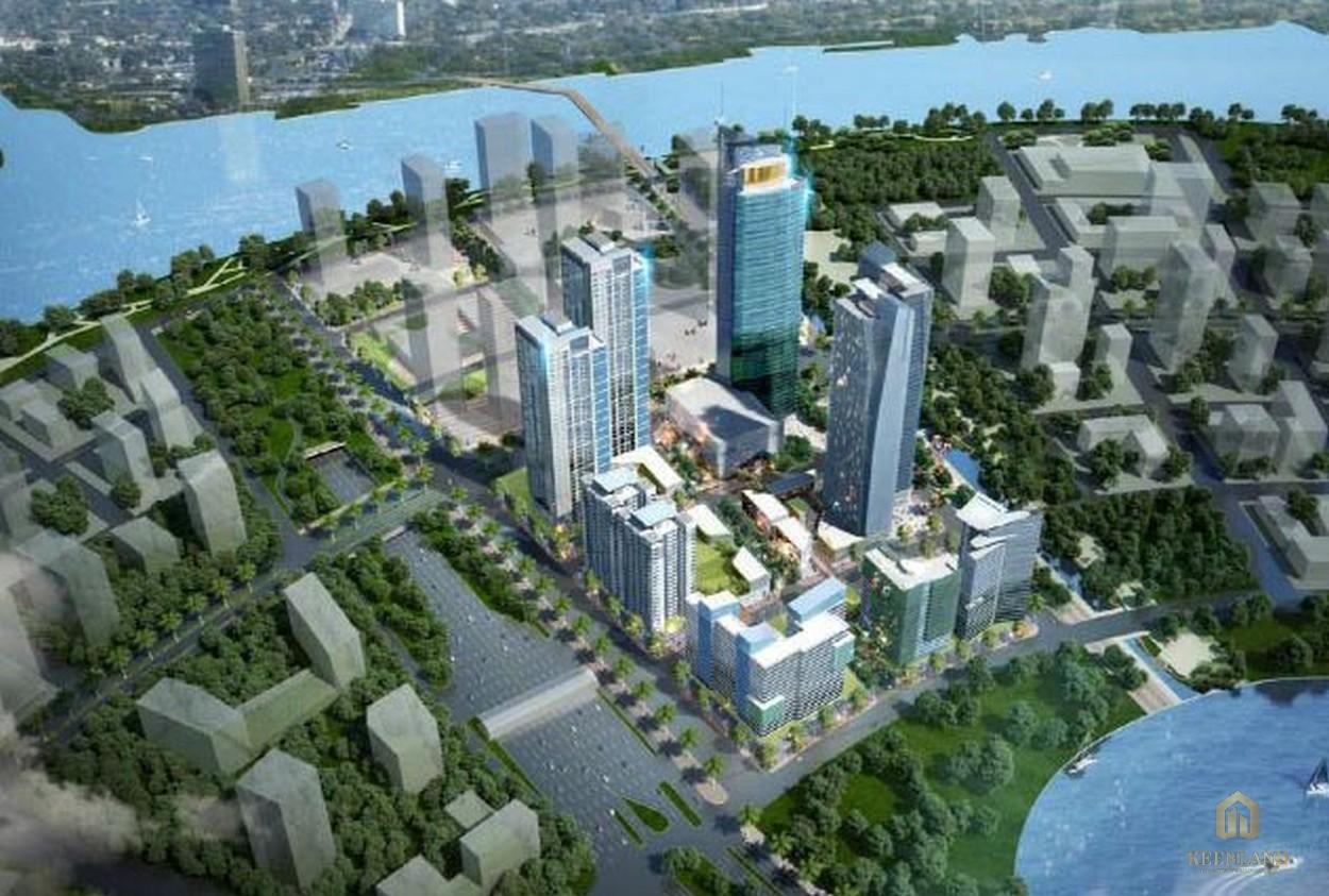 Khu đô thị Eco Smart City tại Thủ Thiêm - làn gió mới cho quận 2